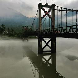 Ya'an Ancient Bridge