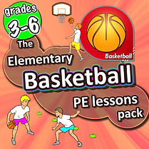 grade 3-6 elementary basketball pe lessons pack prime coaching, sports pack ideas, how to teach layups for basketball, fundamentals of basketball skills, kids sports ideas, basketball teaching ideas PE, fundamentals of basketball, pe physcial education grade 1 kindergarten sport teaching lesson plans how to