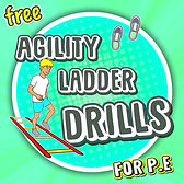 agility ladder sport pe lesson plans kids school sport physical education elementary