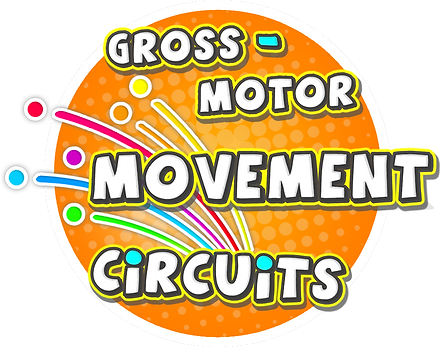 gross motor circuits sport pe games lesson plans teaching fitness exercise