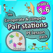 stations pe games sport teaching kids lessons activities ideas elementary