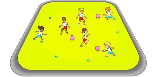 Fruit salad, Prime Coaching sport PE sport warm up games, grades 3-6 ideas, sports teaching warm ups, warm up ideas for kids, fun warm ups, free warm ups,