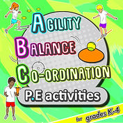 agility sport games pe kids activities school sport lesons elementary