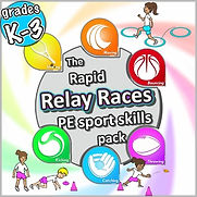 prime coaching, relay races pe games sport teaching kids lessons activities ideas elementary kindergarten