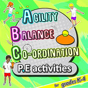 sport agility games teaching ideas plans lessons physical education