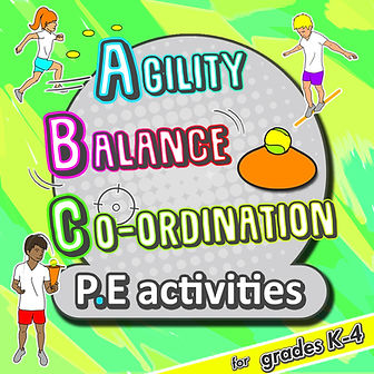 agility balance games for kids sport physical education ideas lesson plans elementary school sport fun grade 1 elementary