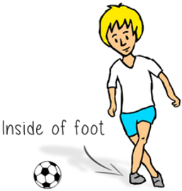 how to teach soccer, pe physcial education grade 1 kindergarten sport teaching lesson plans how to