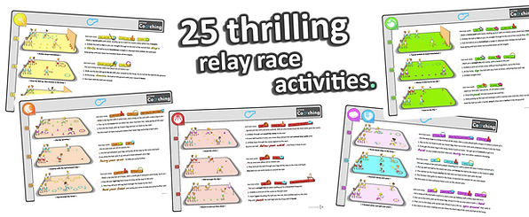 relay race activities, relay ideas, fun kids relay games