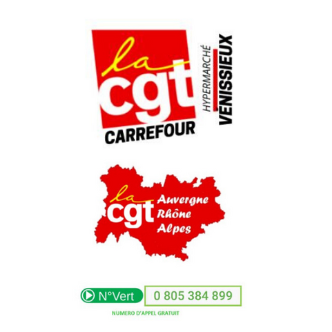 La Cgt met à disposition, à partir du 2 avril 2020, un numéro d'appel gratuit sur toute la région Au