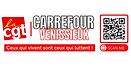 LOGO CGT CARREFOUR VENISSIEUX FASH CODE.