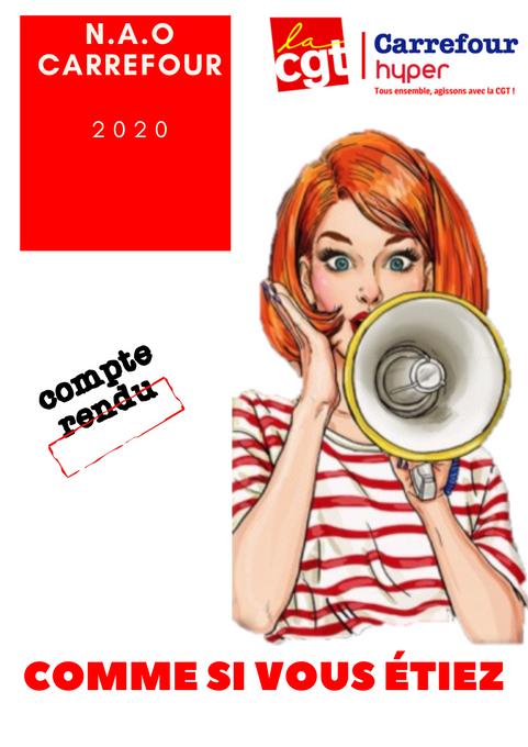 N.A.O carrefour 2020 - mardi 11 février 2020