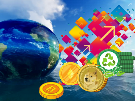 Sustainable Computing: The Hidden Cost of Cryptos