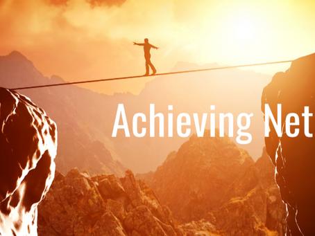 How are Companies Achieving Net-Zero?