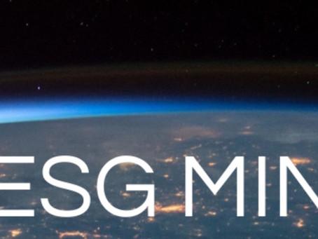 the ESG Minute: Volume 3
