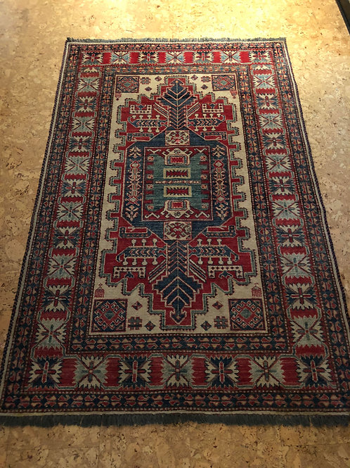 Multi Color Vintage Rug