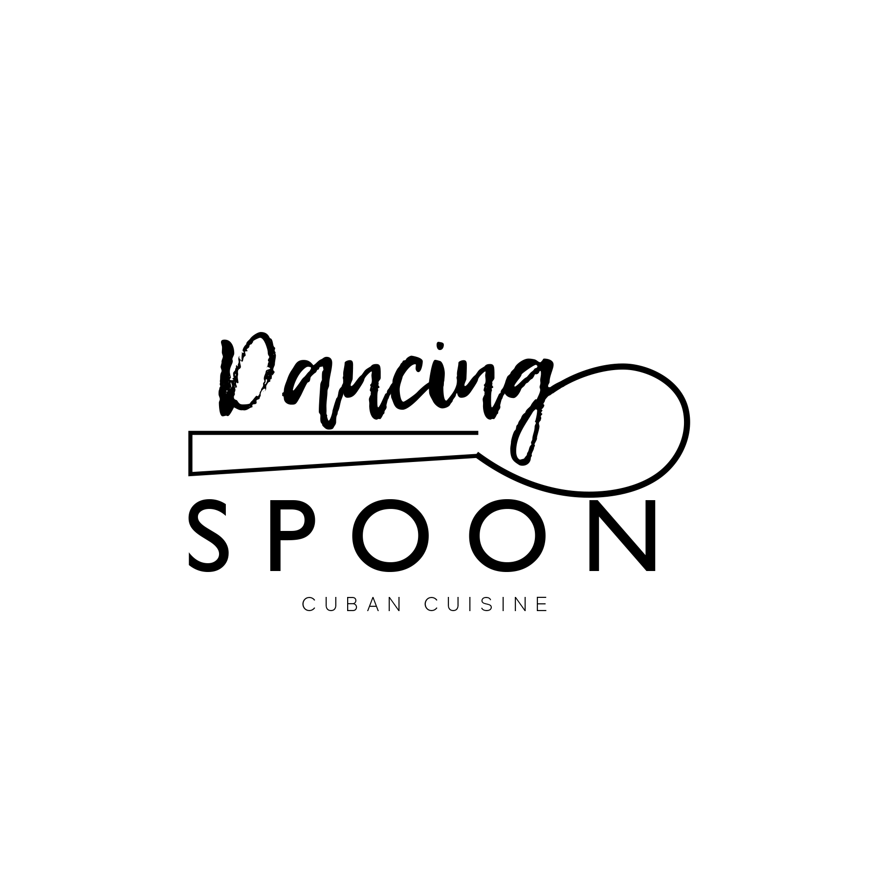 dancing spoon logo