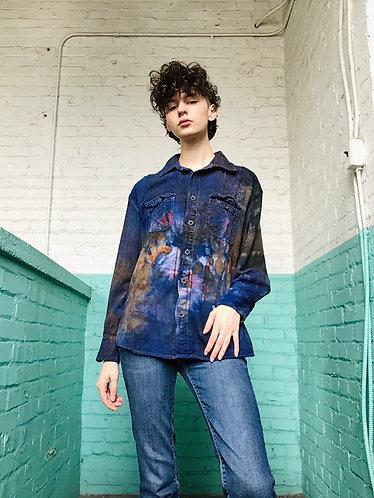 Small/Medium Unisex Cotton Flannel