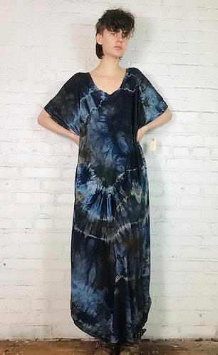 Plus 3X Maxi Dress
