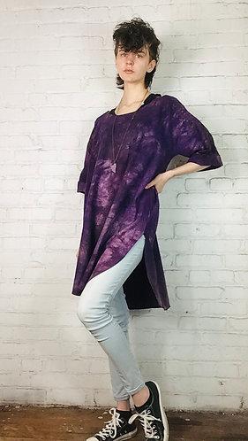 Size 1 (fits 2-XLarge) Round Hem dress