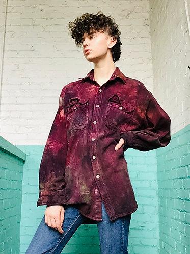 Medium/Large Unisex Heavy Cotton Flannel