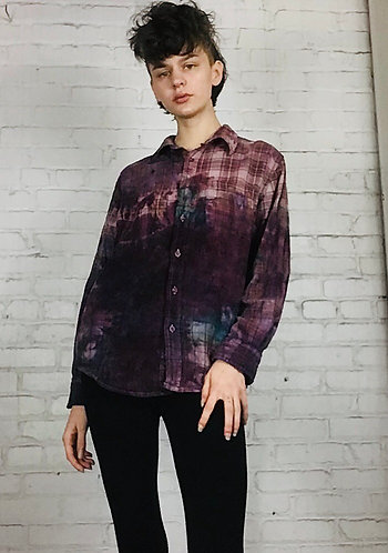 Small Unisex Flannel