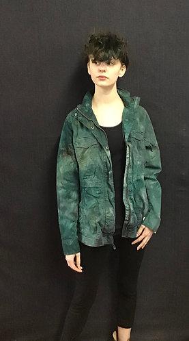 Smalls Lightweight Cotton Zipper Utility Jacket Free Shipping