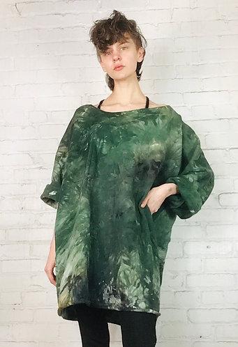 XLARGE-PLUS Deconstructed Sweatshirt