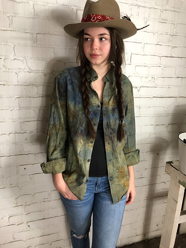 Small XSmall Unisex Flannel