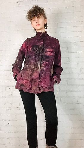 Small Cotton Utility jacket w/pockets