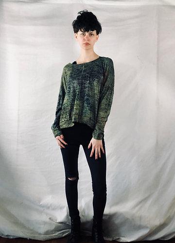 One Size Boxy Lightweight Sweater/Sweatshirt