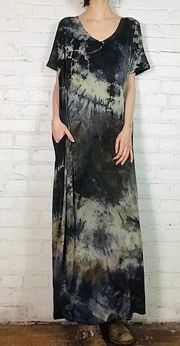 Plus 1X Maxi Dress