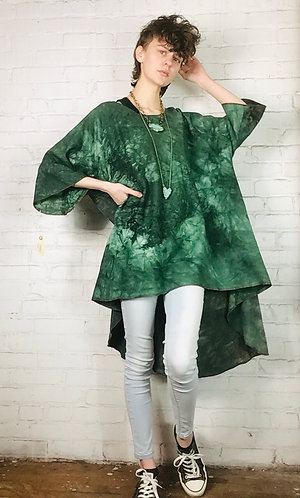 Size 1 (fits 4-1XLarge) Big Tee high low