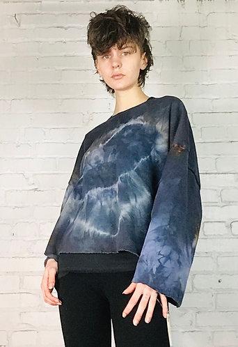 XLarge Short Deconstructed Sweatshirt