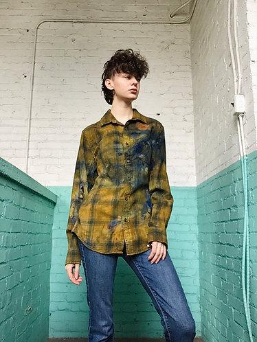 Small Unisex Cotton Flannel