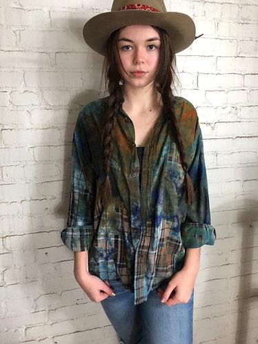 Medium Unisex Flannel Shirt