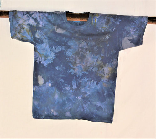 Men's Cotton T-Shirt- Size Small
