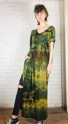 Small Maxi Dress (Fits 4-6) Free Shipping