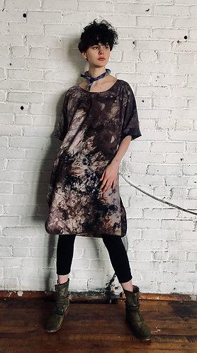 Medium Linen Tunic Dress