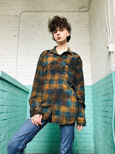 Medium/Large Unisex Cotton Flannel