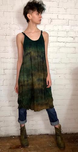 Petite XL(size 8) Spaghetti strap dress