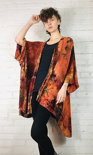 Size 2 XLarge-Plus(Up to 3X) Kimono