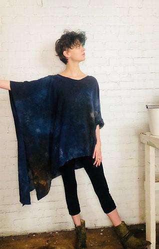 Asymmetrical Sweatshirt One Size fits 4-2X Free Shipping