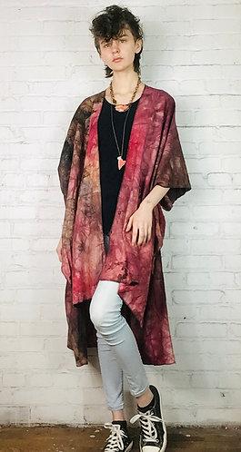 One size (Fits 2-2XL) Cotton Kimono