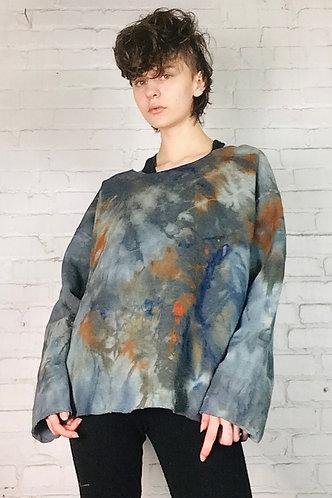XLarge Deconstructed Sweatshirt