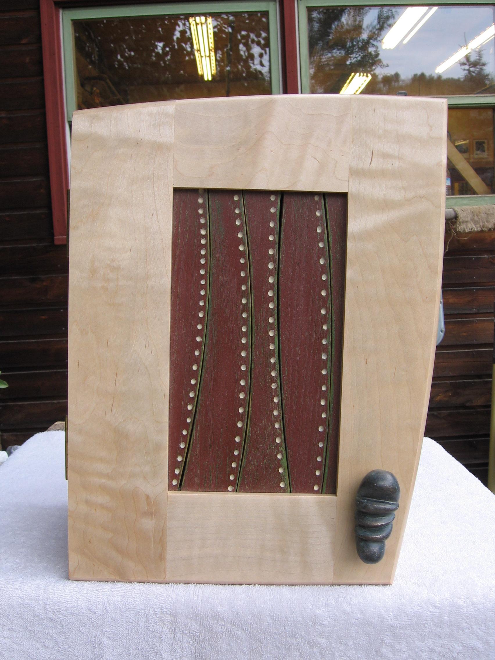 Efflorescence Cabinet