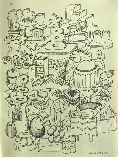 More Sketchbook Doodles