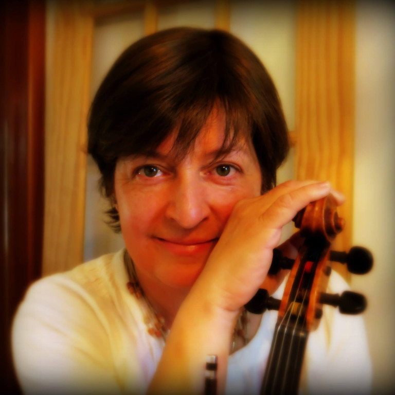 Celtic Music School - Fiddle Class with Karen Reed