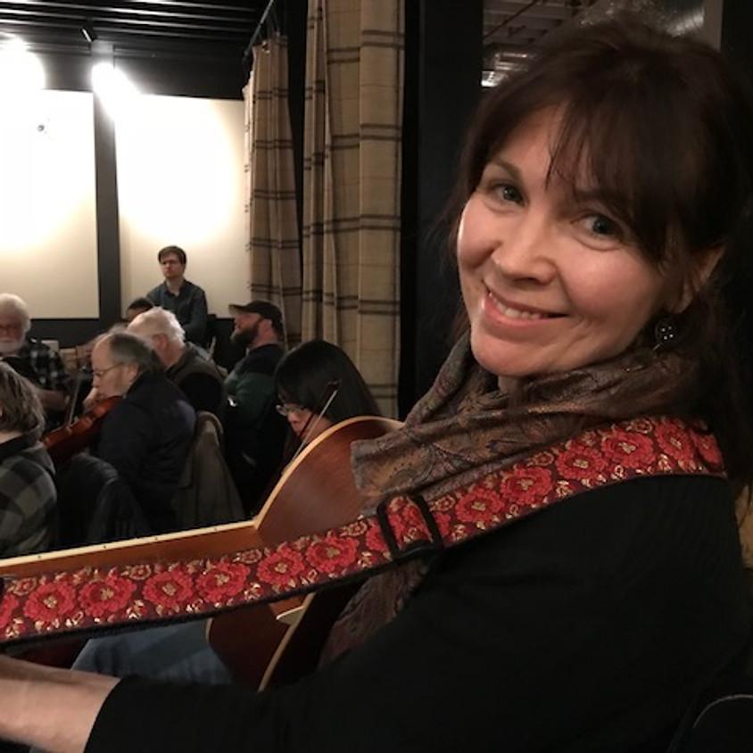 Celtic Music School - Irish Song Workshop with Karen MacLeod