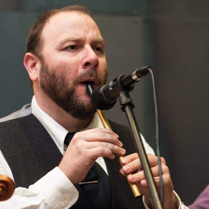 Celtic Music School - Intro to Tin Whistle with James Stockton