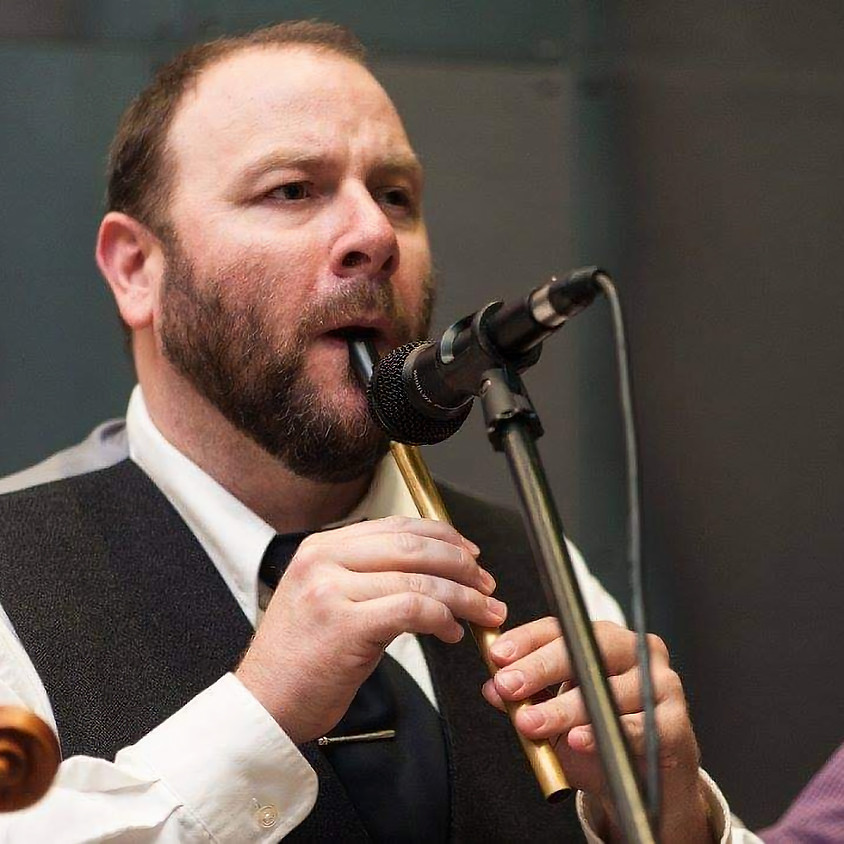 Celtic Music School - Intro to Tin Whistle with James Stockton